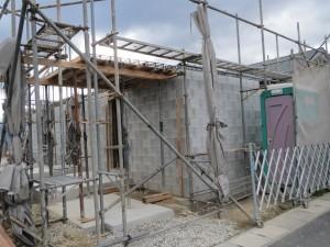 和歌山県の新築工事