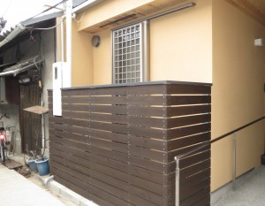 大阪府大阪市 長屋 木造平屋住宅 全面改装