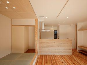 大阪府松原市で完成した住宅のリフォームです。
