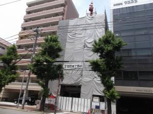 神戸市の現場です