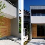 北田出井の家