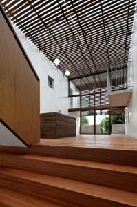 矢田朝士氏が日本建築学会 2015年度第9回「九州建築選2015」に選ばれました。