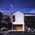 福島の長屋